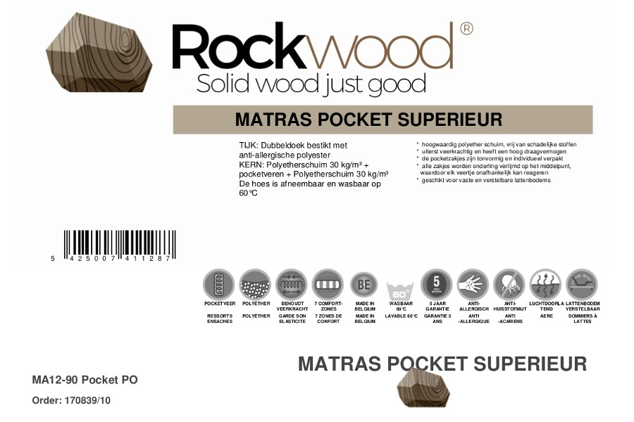 %20Rockwood%20Kinderbedden%20Matras%20Poly%20Pocket%20Superieur